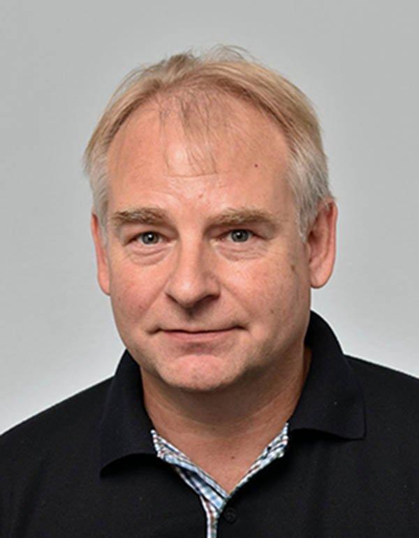 Ing. Günter Vida Portraitfoto