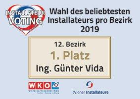 Installateur Voting Wien 1120